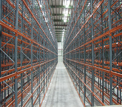 Pallet Racking Narrow corridor
